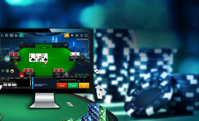 online poker thrill