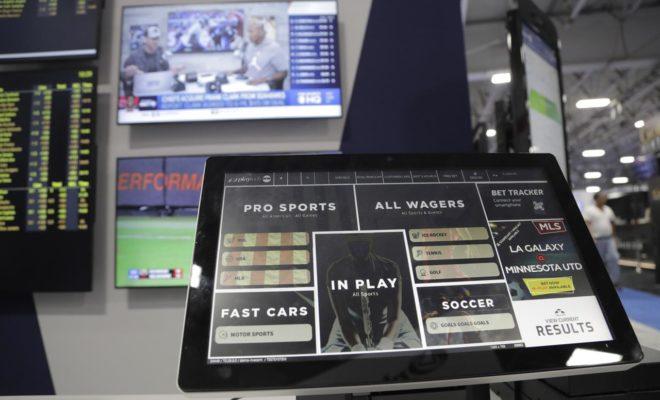 place sport bets