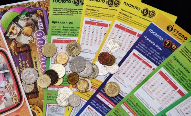 success in lottery games