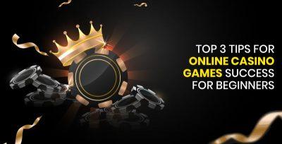 3 Online Casino Games