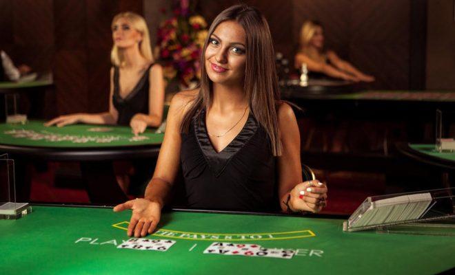 live casino gambling